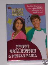 High School Musical: 2 Story & 1 Rompecabezas Libro en slipcas