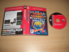 SPACE INVADERS ANNIVERSARY  Pc DVD Rom XPL - FAST DISPATCH