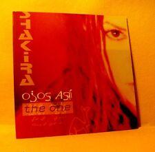 cardsleeve single CD SHAKIRA Ojos Asi / The One 2TR 2003 latin
