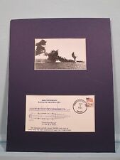 """'Scratch One Flattop!"""" - The Battle of the Coral Sea  & Commemorative Cover"""