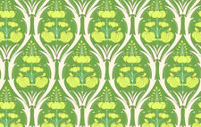 Amy Butler Soul Blossoms Passion Lily Fabric in Fern AB66