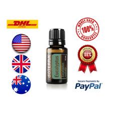 doTERRA Eucalyptus Essential Oil 15ml  New/Sealed - Free Shipping