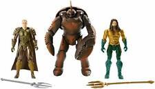 Dc Aquaman vs Orm & Brine King Action Figure 3-Pack 6-inch 2 exclusive figures