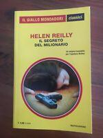 Giallo Mondadori classici - 1381 Helen Reilly il segreto del milionario