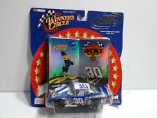 NASCAR Winner's Circle Jeff Green #30 1:43 Diecast Car NEW 2002 America Online