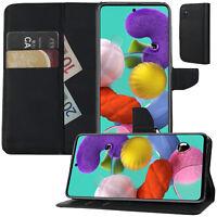 Hülle für Samsung Galaxy A71 DuoS SM-A715F/DS Buch Tasche Schutz Book Case