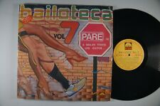 BAILOTECA Vol. 7 LATIN Import LP Colombia SHRINK FM Andy Montanez