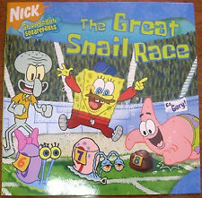 SpongeBob - The Great Snail Race