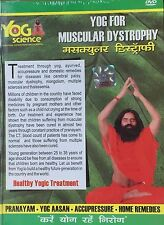 Yog for Muscular Dystrophy in Hindi + English by Baba Ramdev + Ships Fast !!!!!!