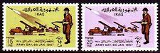 Iraq iraq 1966 ** mi.472/73 Esercito Army missili Rockets [i052]
