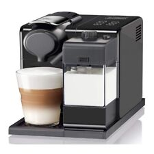 DeLonghi EN 560.B Lattissima Touch Kapsel-Kaffeemaschine schwarz/grau, Nespresso