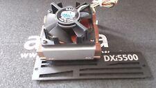 QUANTUM DXI5500 - CPU FAN + COOLER COOPER CUIVRE FOR MOTHERBOARD SUPER X6DHE-XG2