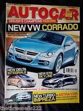 AUTOCAR - DELTA INTEGRALE - OCT 11 2005