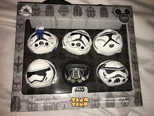 D23 EXPO 2017 Disney Tsum Tsum Star Wars Stormtrooper Box Set LTD 1000