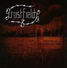 RUSTFIELD - Kingdom Of Rust - CD - Neu OVP - Italian Progressive Rock / Metal