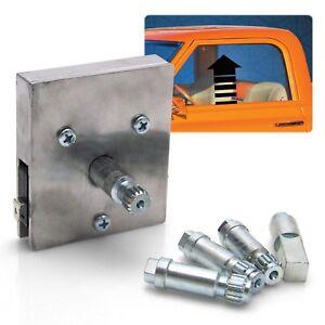 Universal Power Window Handle Crank Switch - Fits All Vehicles AutoLoc AUTEWSU