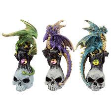 Skull Dragon Dark Legends Dragon Figurine Collectable Ornament