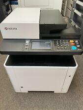 KYOCERA ECOSYS M5526CDN A4 Colour Laser MFP- Print/Scan/Copy/Fax