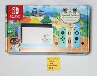 Nintendo Switch Animal Crossing Edition: New Horizons Missing JoyCon Controller!