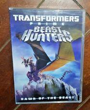 Transformers Prime: Beast Hunters - Dawn of the Beast (DVD, 2013)