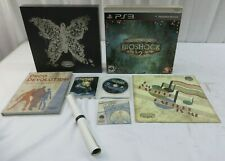 BioShock 2 Special Edition Sony Playstation 3 - Complete Book, Soundtrack & More