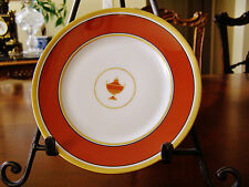 Richard Ginori Impero Red Bread and Butter Plate