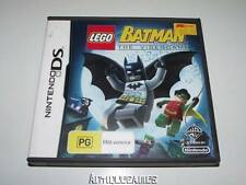 Lego Batman The Videogame Nintendo DS 3DS Game Preloved *Complete*