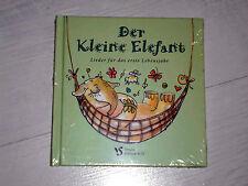 """Baby Liederbuch - Lieder für das erste Lebensjahr: """"Der Kleine Elefant"""" NEU /OVP"""