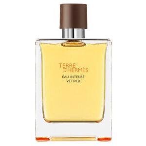 Hermes TERRE D'HERMES EAU INTENSE VETIVER Eau de Parfum 100ml ***GENUINE***