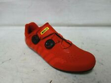 RIGHT ONLY NEW Size 9 Mavic Cosmic Pro Road Bike Shoe Bicycle 3 bolt Boa #8