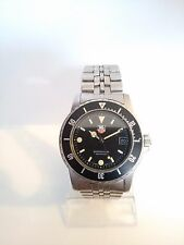 Jumbo Tag Heuer 1500 SUBMARINER 929206D Vintage Condition Collectible 1000% Swis
