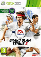 Grand Slam Tennis 2 ~ XBox 360 (in Great Condition)