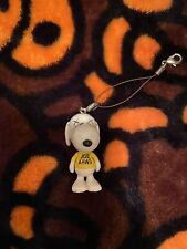 Joe Kaws Snoopy Peanuts Medicom Keychain Decoration Pendant Original Fake 2011