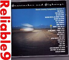 Fred Eaglesmith+Bill Chambers+Alison Krauss- Heartaches & Highways Vol3 CD -2003