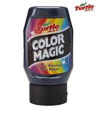 Turtle Wax Color Magic BLUE Car Auto Polish & Wax 300ml