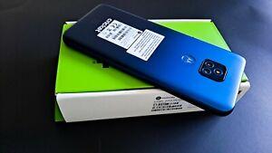 "New Misty Blue Cricket  Wireless Motorola Moto G Play 32GB 6.5"" Prepaid Phone"