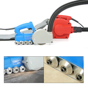 Seam Vacuum Cleaner+Electric Tile Cleaning Machine 6 Speed Regulation 780W Safe