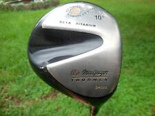 MacGregor Tourney VIP V Cavity Weighted Hot Forged 340cc 1 Wood 10° Driver R