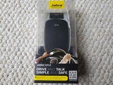 Jabra Drive Bluetooth In-Car Speakerphone for Music and Calls Black BRAND NEW