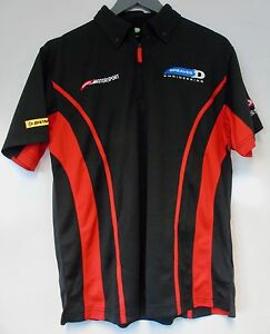 OFFICIAL 2016 Greaves Motorsport Team Clothing Polo Shirt MENS