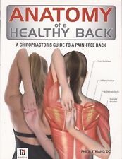 ANATOMY OF A HEALTHY BACK - Chiropractor's Guide to a Pain-Free Back - P Striano