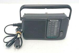 Panasonic RF-544 AM/FM Portable Radio - WORKS