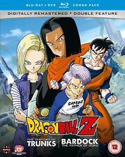 Dragon Ball Z - The TV Specials: The History of Trunks/Bardock... (with DVD -