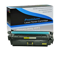 Yellow CF362A 508A Toner Cartridge for HP Color LaserJet Enterprise M552dn M553n