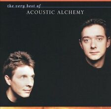 NEW The Very Best of Acoustic Alchemy (Audio CD)