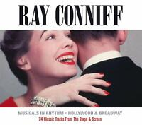 RAY CONNIFF Musicals In Rhythm - Hollywood & Broadway (2010) CD album NEW/SEALED