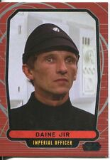 Star Wars Galactic Files 2 Base Card #468 Daine Jir