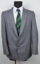 LORD JOHN Textured Pattern Wool UK 38 Blazer Eur 48 Gr Jacket Coat Vintage Vtg