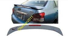 Factory Style Spoiler Wing ABS for 2006-2013 TOYOTA YARIS Light 4dr Sedan