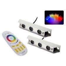 Sublight RGB Unterwasser boot licht starter-Kit - 2 Lampen und Remote